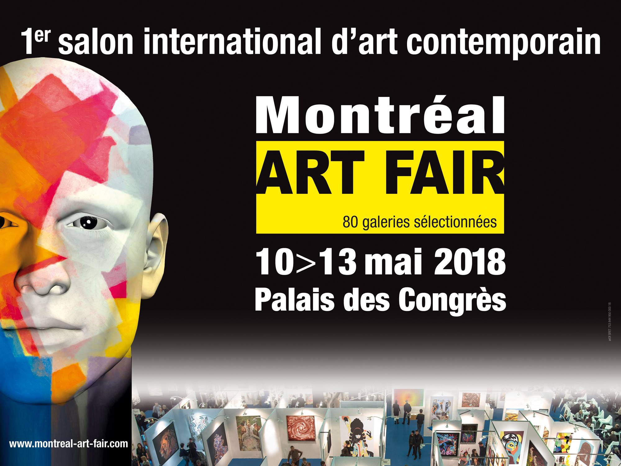 Salon international d art contemporain montr al for Salon international d art contemporain toulouse
